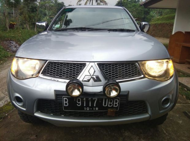 Light Vehicle MITSUBISHI STRADA GLSDC img 20170224 wa0102